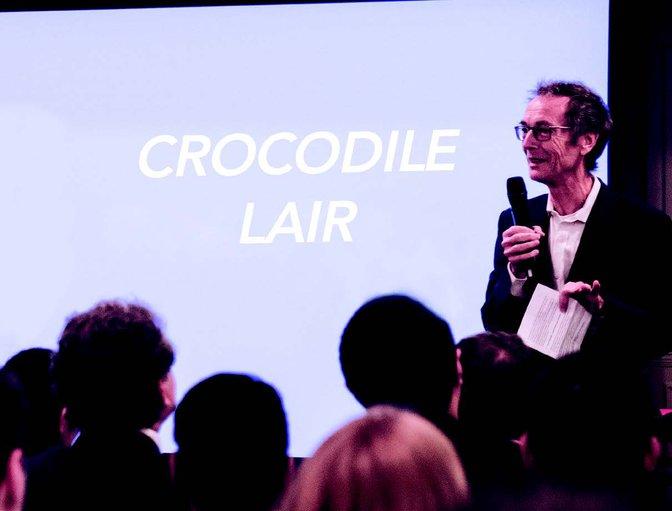Crocodile Lair