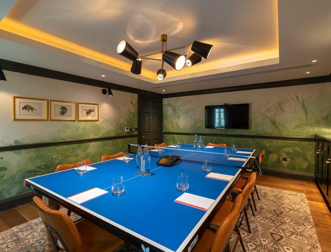 Endeavour Room